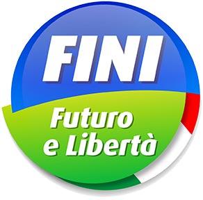 logo futuro e libertà per l'italia